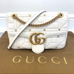 "GUCCI ""Marmont"" bag"